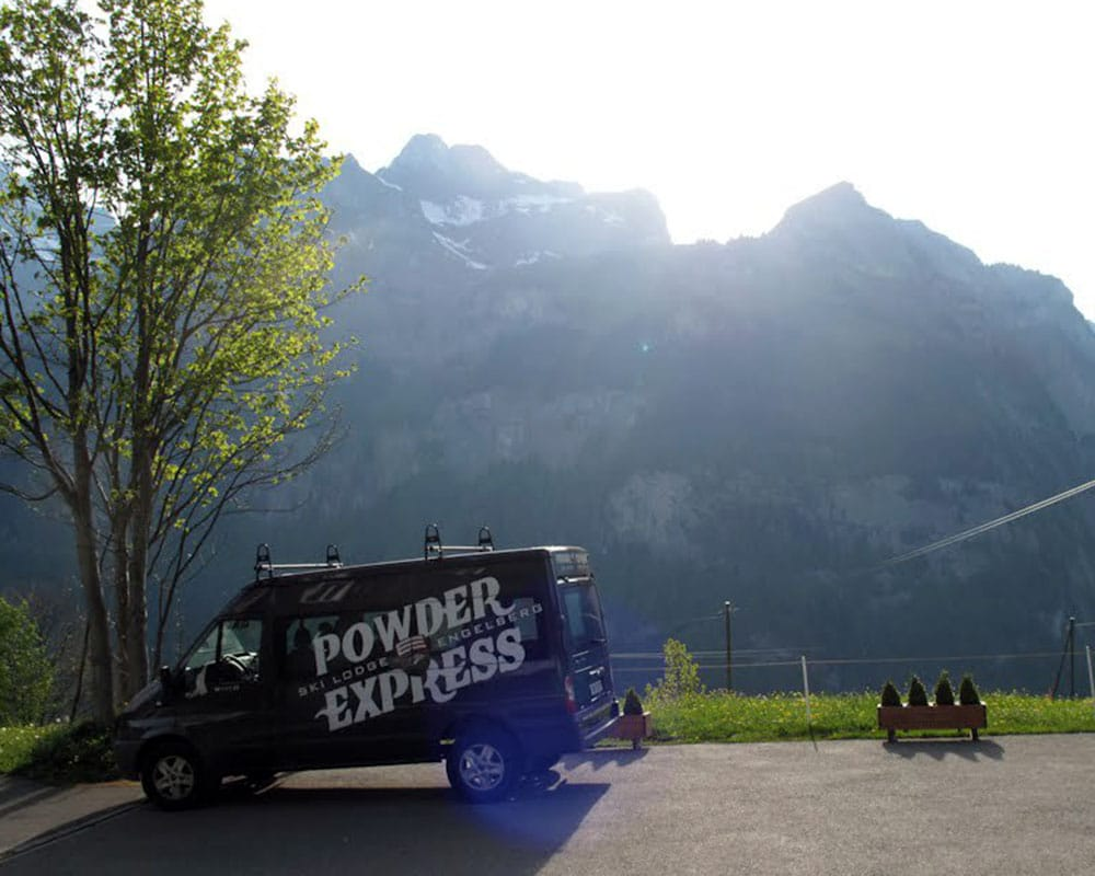 Powder Express Hotel Engelberg