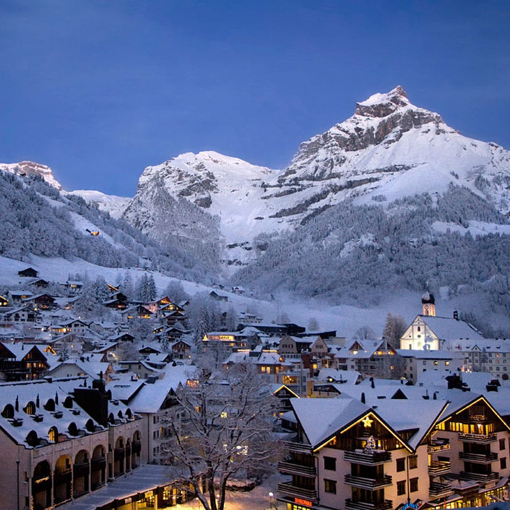 Engelberg Switzerland Ski Lodge Engelberg A BreathTaking Mountain