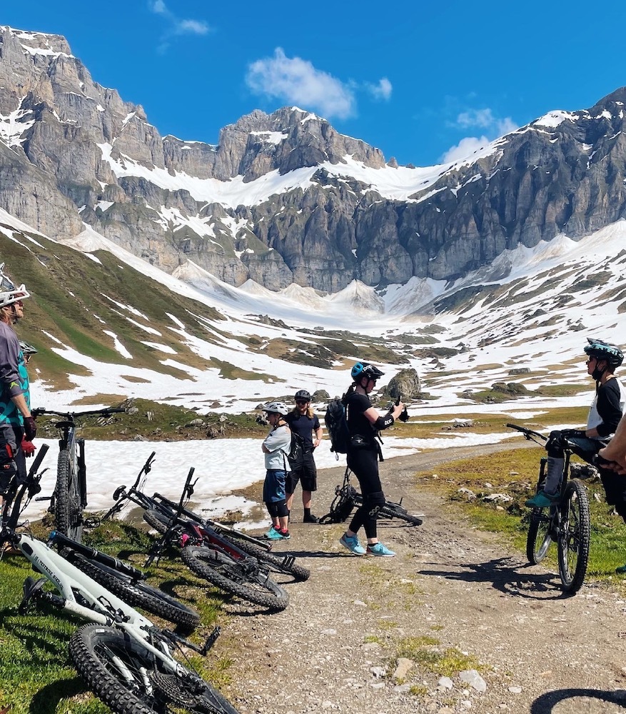 camps and packages with stunning views in Engelberg.